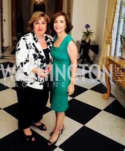 Shahla Batman,Lady Westmacott,July 25,2013,Reception in Celebration of the birth of HRH Prince George of Cambridge at the Residence of The British Ambassador,Kyle Samperton