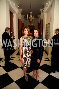 Jackie Duberstein,Grace Bender,July 25,2013,Reception in Celebration of the birth of HRH Prince George of Cambridge at the Residence of The British Ambassador,Kyle Samperton