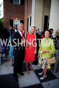 Craig Eney,Katie Eney,Lucky Roosevelt,July 25,2013,Reception in Celebration of the birth of HRH Prince George of Cambridge at the Residence of The British Ambassador,Kyle Samperton