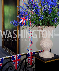 Reception in Celebration of the birth of HRH Prince George of Cambridge at the Residence of The British Ambassador,July 25,2013,Kyle Samperton