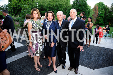 Jackie Duberstein,Grace BenderVictor Shargai,Craig Pascal,July 25,2013,Reception in Celebration of the birth of HRH Prince George of Cambridge at the Residence of The British Ambassador,Kyle Samperton