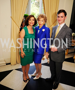Lady Westmacott,Ina Ginsburg,James Adams,July 25,2013,Reception in Celebration of the birth of HRH Prince George of Cambridge at the Residence of The British Ambassador,Kyle Samperton