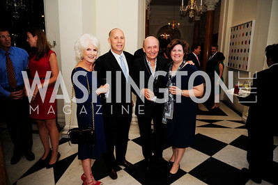 Diane Rehm,Craig Pascal,Victor Shargai,Susan Nabors,July 25,2013,Reception in Celebration of the birth of HRH Prince George of Cambridge at the Residence of The British Ambassador,Kyle Samperton