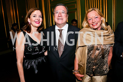 Marie Royce, MonacoPhoto by Tony Powell. Refugees International Anniversary Dinner. Mellon Auditorium. May 2, 2013