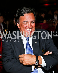 Former New Mexico Governor Bill Richardson. Photo by Tony Powell. Refugees International Anniversary Dinner. Mellon Auditorium. May 2, 2013