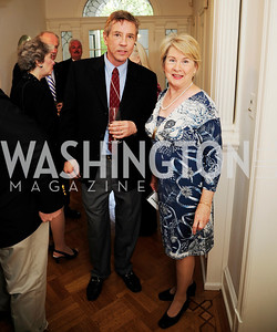 Jerry Peck,Lucy Conboy,,April 23,2013,Restore Mass Ave Reception,Kyle Samperton