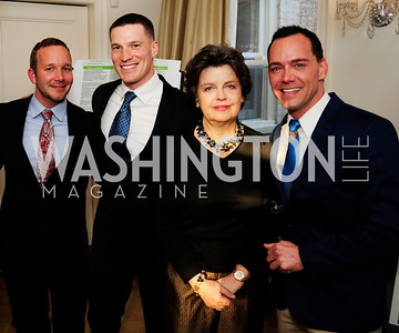 Greg Schneider,Jeff Taylor,Deborah Shapley,Alex Venditti,April 23,2013,Restore Mass Ave Reception,Kyle Samperton