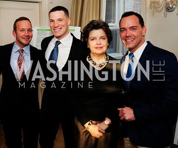 Greg Schneider,Jeff Taylor,Deborah Shapley,Alex Venditti,April 23,2013,Restore Mass Ave Reception,Kyle Samperton