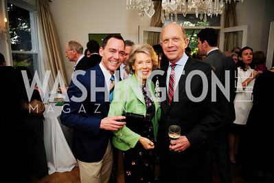 Alex Venditti,Bobbie Brewster,John Irelan,April 23,2013,Restore Mass Ave Reception,Kyle Samperton