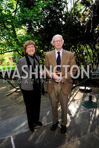 Doris White,Tad White,April 23,2013,Restore Mass Ave Reception,Kyle Samperton