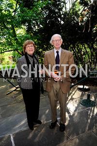 Doris White,Tad White,April 23,2013,Restore Mass Ave Reception,Kyle Samperton