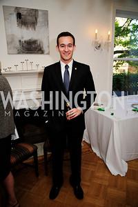 Erick Marin,April 23,2013,Restore Mass Ave Reception,Kyle Samperton