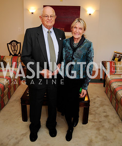Pierre Wagner,Claire Wagner,April 23,2013,Restore Mass Ave Reception,Kyle Samperton