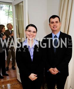Paola Porras,Freddy Garcia,,April 23,2013,Restore Mass Ave Reception,Kyle Samperton