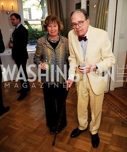 Anita Herrick, Roger Cortesi,April 23,2013,Restore Mass Ave Reception,Kyle Samperton