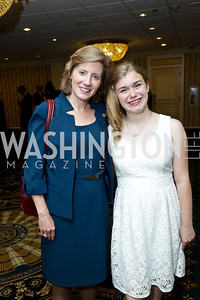 Rep. Vicky Hartzler and Tiffany Hartzler. Photo by Tony Powell. Roy Pfautch Dinner Honoring the new Ambassador of Japan. Willard Hotel. June 11, 2013