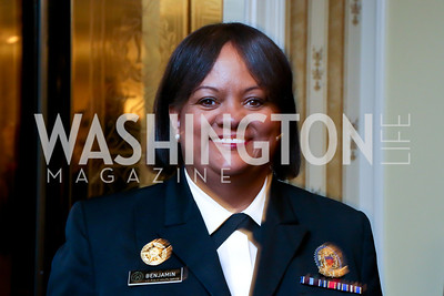 US Surgeon General Regina Benjamin. Roy Pfautch Dinner Honoring the new Ambassador of Japan. Willard Hotel. June 11, 2013