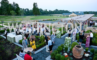 Photo by Tony Powell. Sheila Johnson's family and friends launch of Salamander Resort & Spa. August 29, 2013