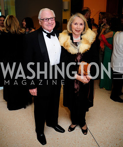 Milton Corn, Gillan Corn,April 22,2013,Signature Theatre Sondheim Award Gala,Kyle Samperton