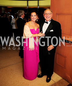 Sara Jaffe,Frank Guzzetta,April 22,2013,Signature Theatre Sondheim Award Gala,Kyle Samperton