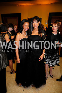 Maci Petterson,Katie Roost,April 22,2013.,Signature Theatre Sondheim Award Gala,Kyle Samperton