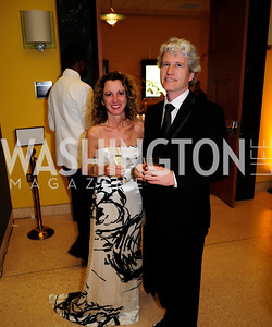 Laurie Pomerson,Marc Olano,April 22,2013,Signature Theatre Sondheim Award Gala,Kyle Samperton