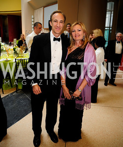 Craig Pernick,Denise Pernick,April 22,2013,Signature Theatre Sondheim Award Gala,Kyle Samperton