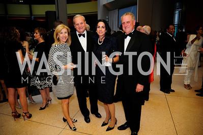 Nancy Taylor Bubes,David Decklebaum,Faith Diamond,Alan Bubes,April 22,2013,Signature Theatre Sondheim Award Gala,Kyle Samperton