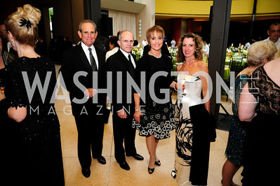 Robert Gottlieb,Ken Feld,Bonnie Feld,Laurie Pomerson,April 22,2013,Signature Theatre Sondheim Award Gala,Kyle Samperton