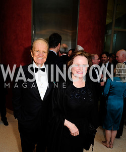 George Stevens,Liz Stevens,April 22,2013,Signature Theatre Sondheim Award Gala,Kyle Samperton