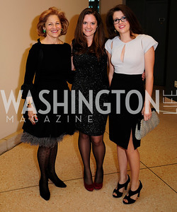 Maxine Issacs,Molly Brown,Emily Anfinson,April 22,2013,Signature Theatre Sondheim Award Gala,Kyle Samperton