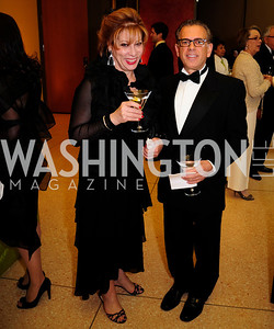 Sarah Valante,Fred Ognibene,April 22,2013,Signature Theatre Sondheim Award Gala,Kyle Samperton