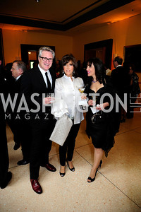 Eric Schaeffer, Patty Alper Cohn,Marie Pinalli,April 22,2013,Signature Theatre Sondheim Award Gala,Kyle Samperton