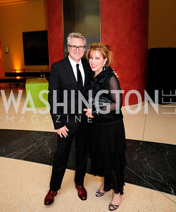 Eric Schaeffer,Sarah Valante,April 22,2013,Signature Theatre Sondheim Award Gala,Kyle Samperton