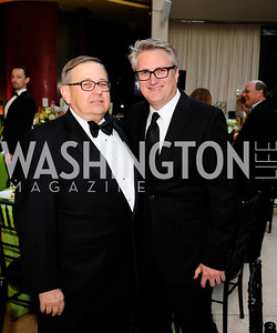 Mike Blank,Eric Schaeffer,April 22,2013,Signature Theatre Sondheim Award Gala,Kyle Samperton