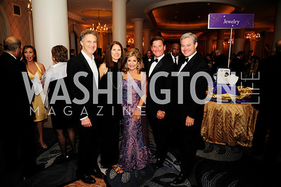 Greg Greenleaf,Krebecca Greenleaf,Joe Ruzzo,Mark Lowham,September 21,2013,Sixth Annual Joan Hisaoka Make  a Difference Gala,Kyle Samperton