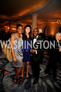 Ria Roberts,Jacqueline Phillips,Marcus Mitchell,September 21,2013,Sixth Annual Joan Hisaoka Make  a Difference Gala,Kyle Samperton
