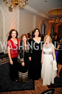 Sharon Gilder,Sue Apple,Rachel Brem,Ellen Gorden,September 21,2013,Sixth Annual Joan Hisaoka Make  a Difference Gala,Kyle Samperton