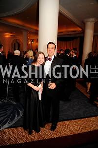 Carol Rushing,Jack Rushing,September 21,2013,Sixth Annual Joan Hisaoka Make  a Difference Gala,Kyle Samperton