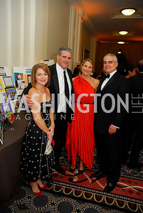 Jennifer Chatman,Chris ChatmanMichelle Joubran,David Joubron,September 21,2013,Sixth Annual Joan Hisaoka Make  a Difference Gala,Kyle Samperton