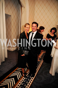 Kristin Muhlner,Greg Muhlner,September 21,2013,Sixth Annual Joan Hisaoka Make  a Difference Gala,Kyle Samperton