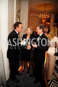 Richard Seaton,Christie Weiss,Jeff Weiss.September 21,2013,Sixth Annual Joan Hisaoka Make  a Difference Gala,Kyle Samperton