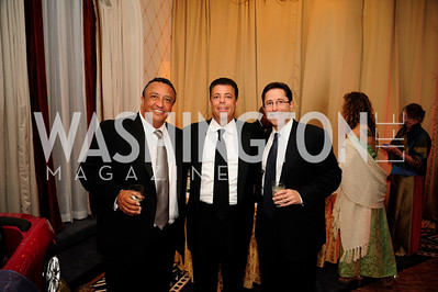Romero Piaez,Jack Kay,Larry Kay,September 21,2013,Sixth Annual Joan Hisaoka Make  a Difference Gala,Kyle Samperton