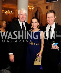 Mike Harreld,Sara Lange,Chris Lange,September 21,2013,Sixth Annual Joan Hisaoka Make  a Difference Gala,Kyle Samperton