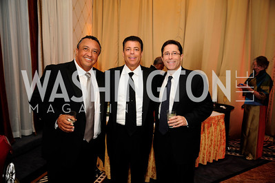 Romero Piaez,Jack Kay,Larry Kay,September 21,2013,Sixth Annual Joan Hisaoka Make  a Difference Gala,Kyle Samperton