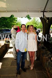 Matt Gorman, Alexandra Basha,May 4 2013,Spring Gold Cup Races,Kyle Samperton