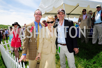 John Backus,Karen Backus,Scott Stephens,May 4 2013,Spring Gold Cup Races,Kyle Samperton