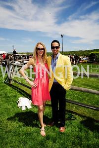 Cathleen Doyel,Sim Khan,May 4 2013,Spring Gold Cup Races,Kyle Samperton