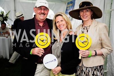 John LeBaron,Sharon Pierce,Sabine Hammermann,May 4 2013,Spring Gold Cup Races,Kyle Samperton