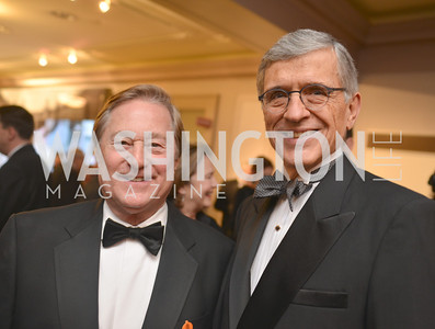 James Blanchard, Tom Wheeler, Steven Spielberg at the National Archives. November 19, 2013.  Photo by Ben Droz.